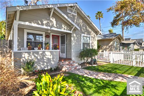 Huntington beach bungalow style homes for sale under 600 000 for Bungalow style homes for sale