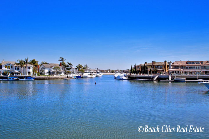 Coral Cay Water Front Homes | Huntington Beach Real Estate