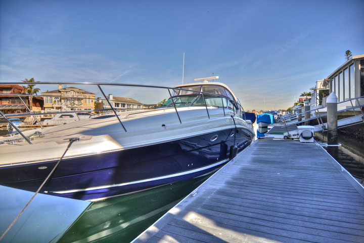 Davenport Island Boat Docks | Huntington Beach Real Estate