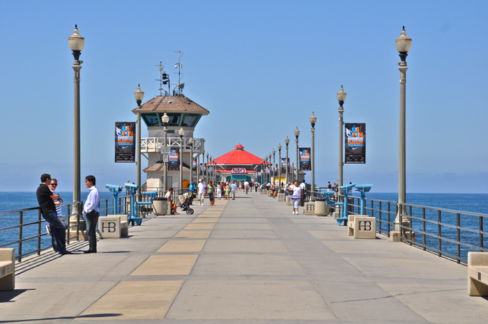 Huntington Beach Pier | Huntington Beach Real Estate