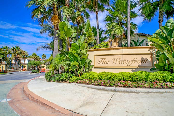 The Waterfront Community in Huntington Beach, California