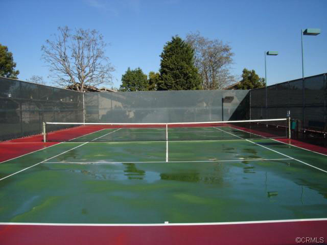 Huntington Landmark Tennis Courts in Huntington Beach, CA