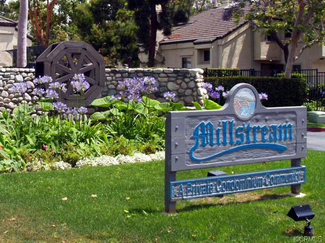 Mill Stream Condo Community in Huntington Beach, CA