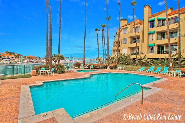 Portofino Cove condos In Huntington Beach is a great place to find waterfront condos for sale in Huntington Beach, California