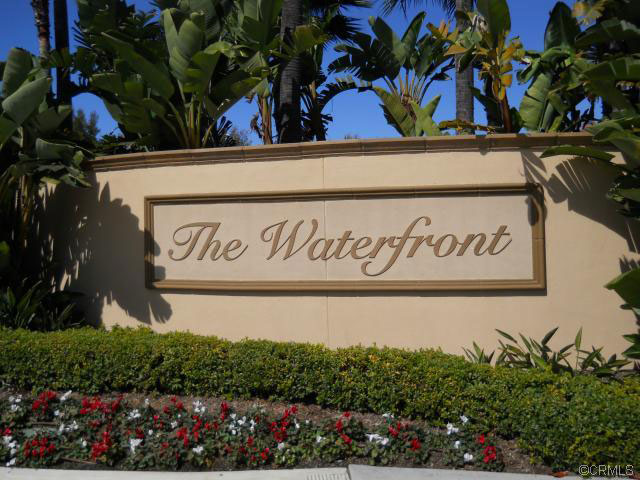 Sea Cove at the Waterfront in Huntington Beach, California