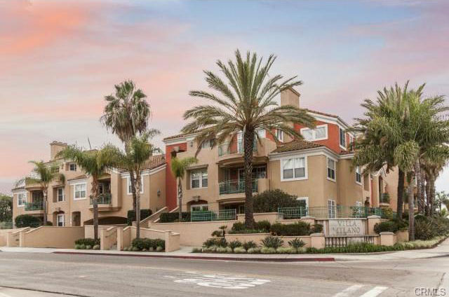Villa Milano Condos For Sale In Huntington Beach, California