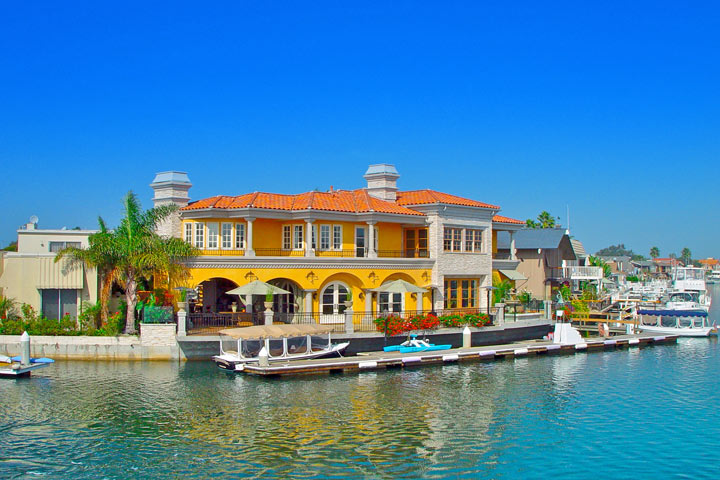 Mediterranean style homes for sale huntington beach real for Luxury beachfront property for sale